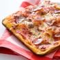 Pizza Salame e Origano