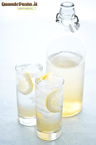 limonata sciroppo di limone