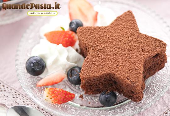 torta morbida cioccolato