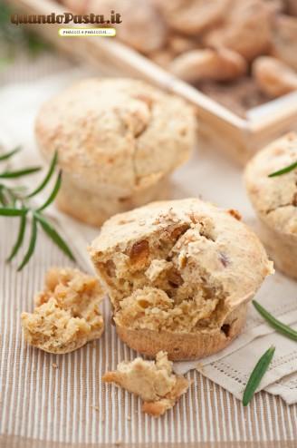 muffin integrali fichi secchi