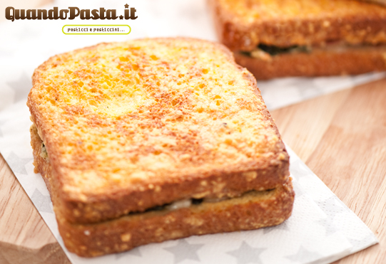 french toast forno ripieno
