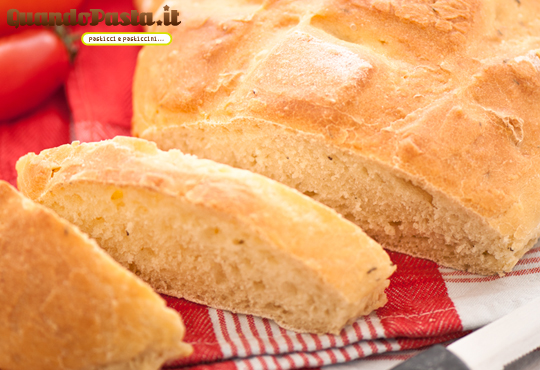 pane aromatizzato al timo