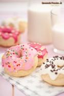 donuts al forno