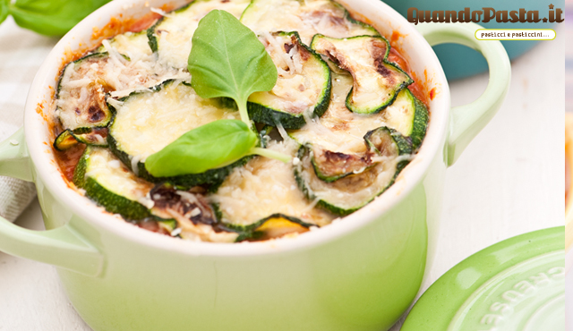parmigiana di zucchine