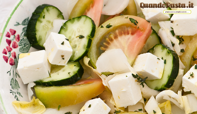 insalata con feta