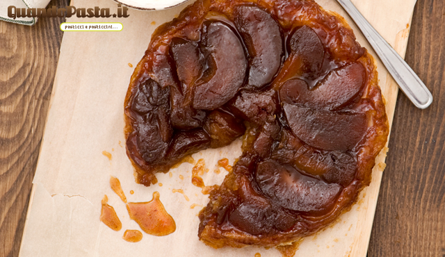 Tarte tatin