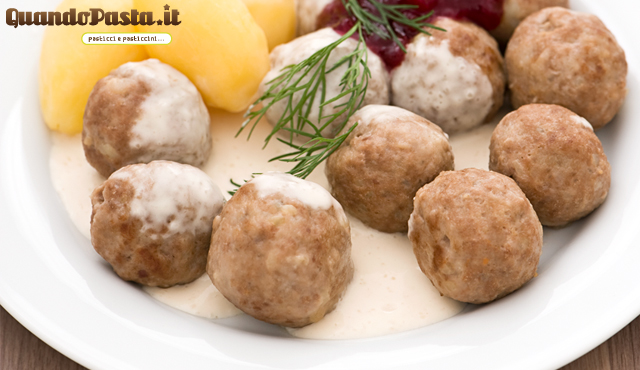 polpette svedesi