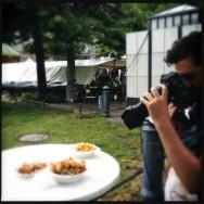 """Quanto abbiamo mangiato a Berlino?! Ecco Mauro che fotografa in diretta tanto buon cibo, prossimamente sul nostro speciale """"Berlino Food!"""". Intanto seguiteci anche su Instagram @quandopasta e @mauropadula"""
