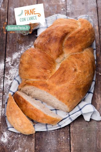 pane con l'anice