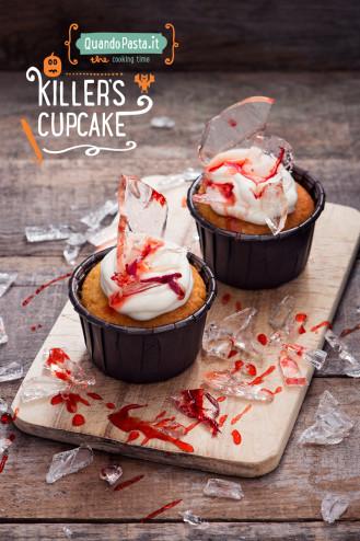 Killer's cupcake